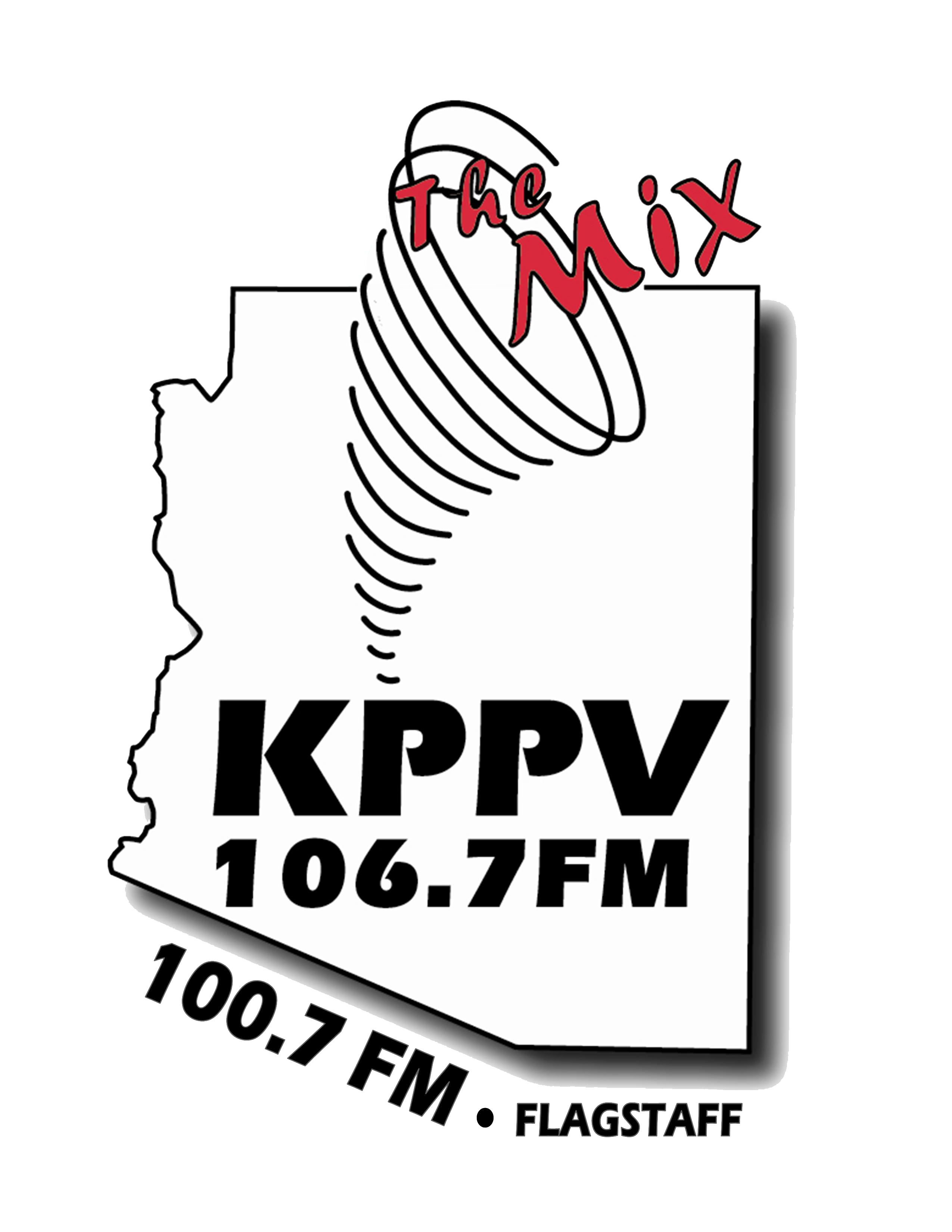 KPPV 106.7FM - THE MIX